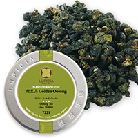 阿里山 Golden Oolong 50g 缶入